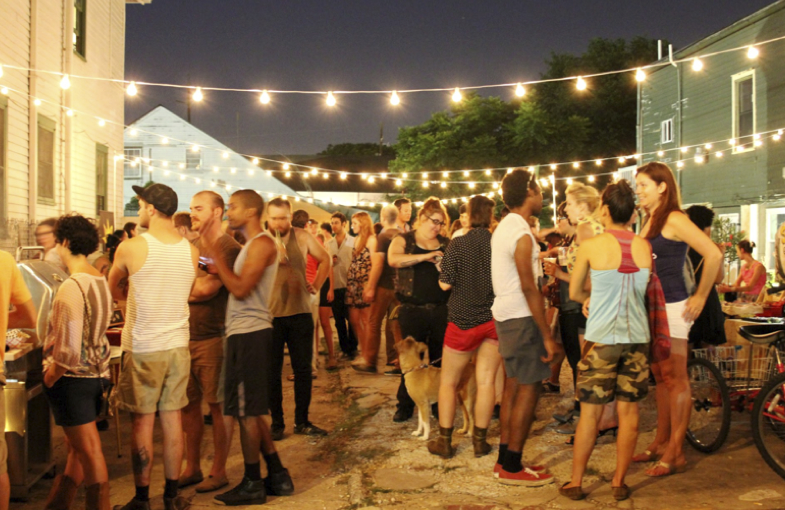 ONE REEL Presents Urban Beach Party & Beer Garden | Seattle Street ...